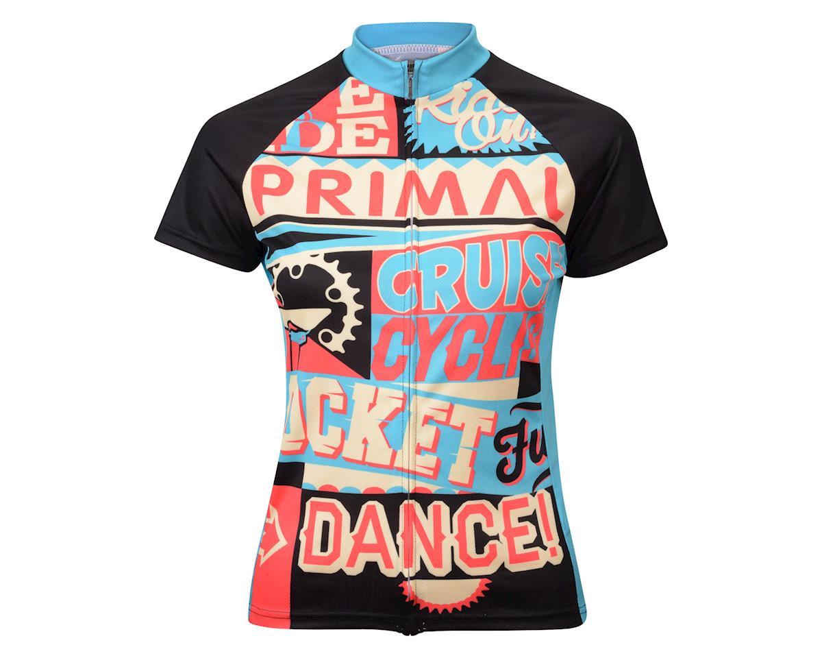 Primal Wear Women's RideOn Short Sleeve Jersey (Multi                 899)