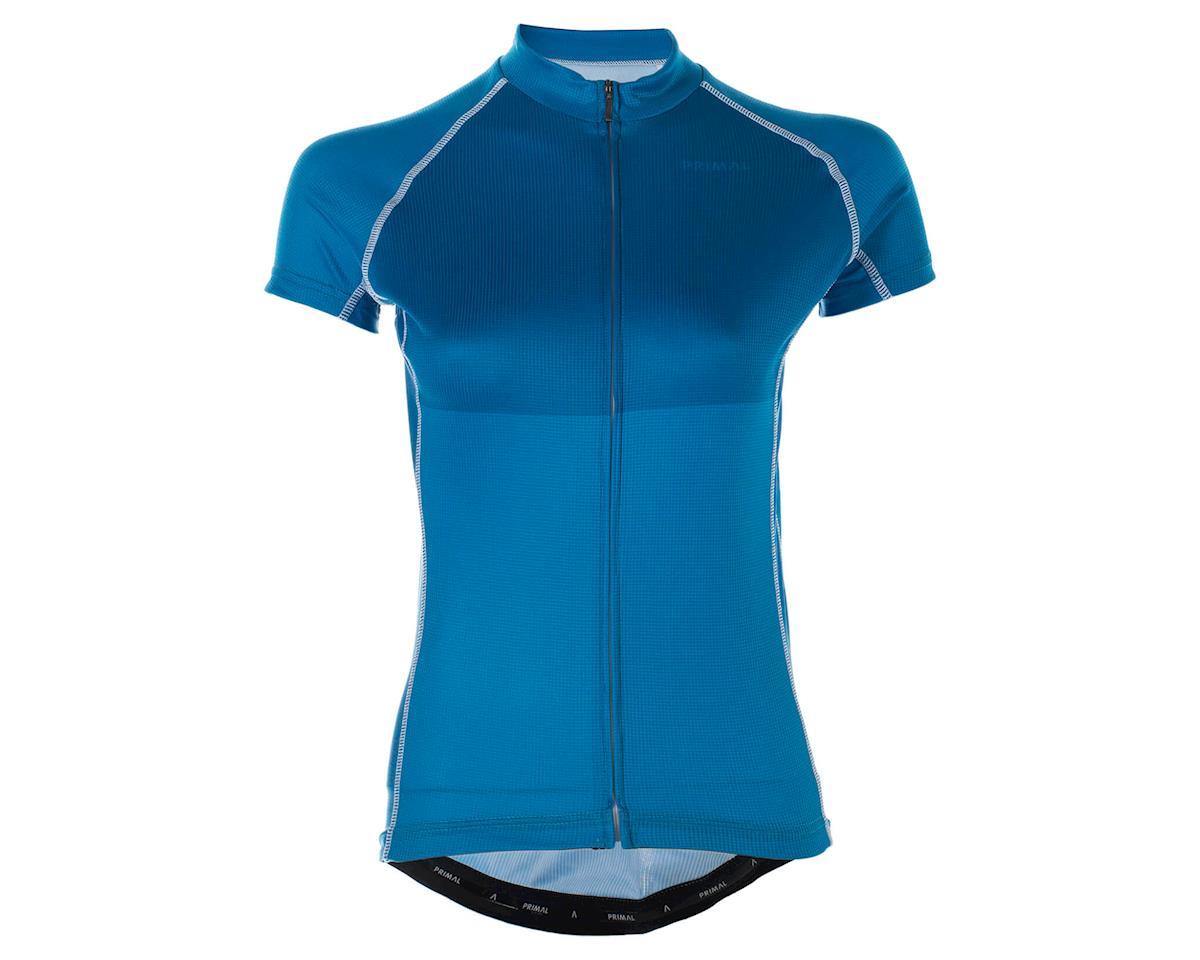 Primal Wear Women's Beatrice Evo Jersey (Blue) (M)
