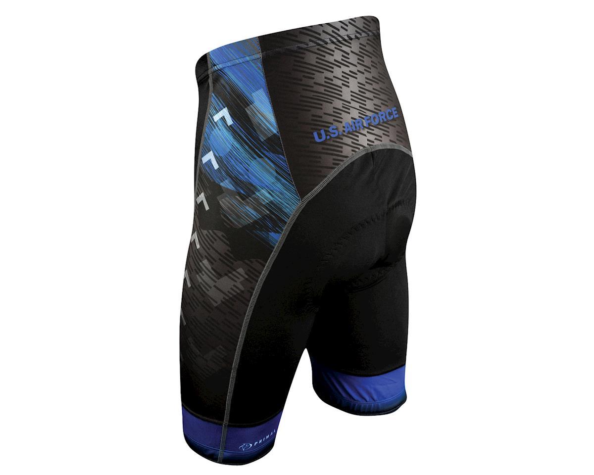 Primal Wear U.S. Air Force Flight Shorts (Black) (Xxlarge)