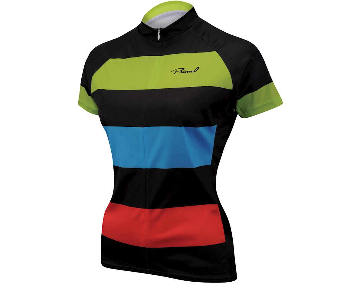 Primal Wear Women's Bold Short Sleeve Jersey (Multi                 882) (Xxlarge)
