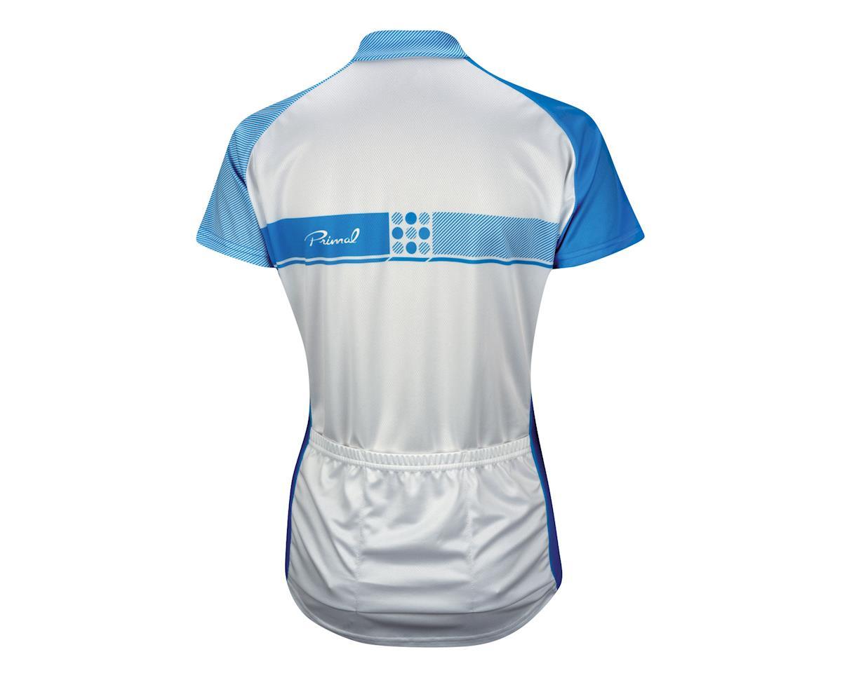 Image 2 for Primal Wear Women's Caprice Short Sleeve Jersey (Blue) (Xlarge)