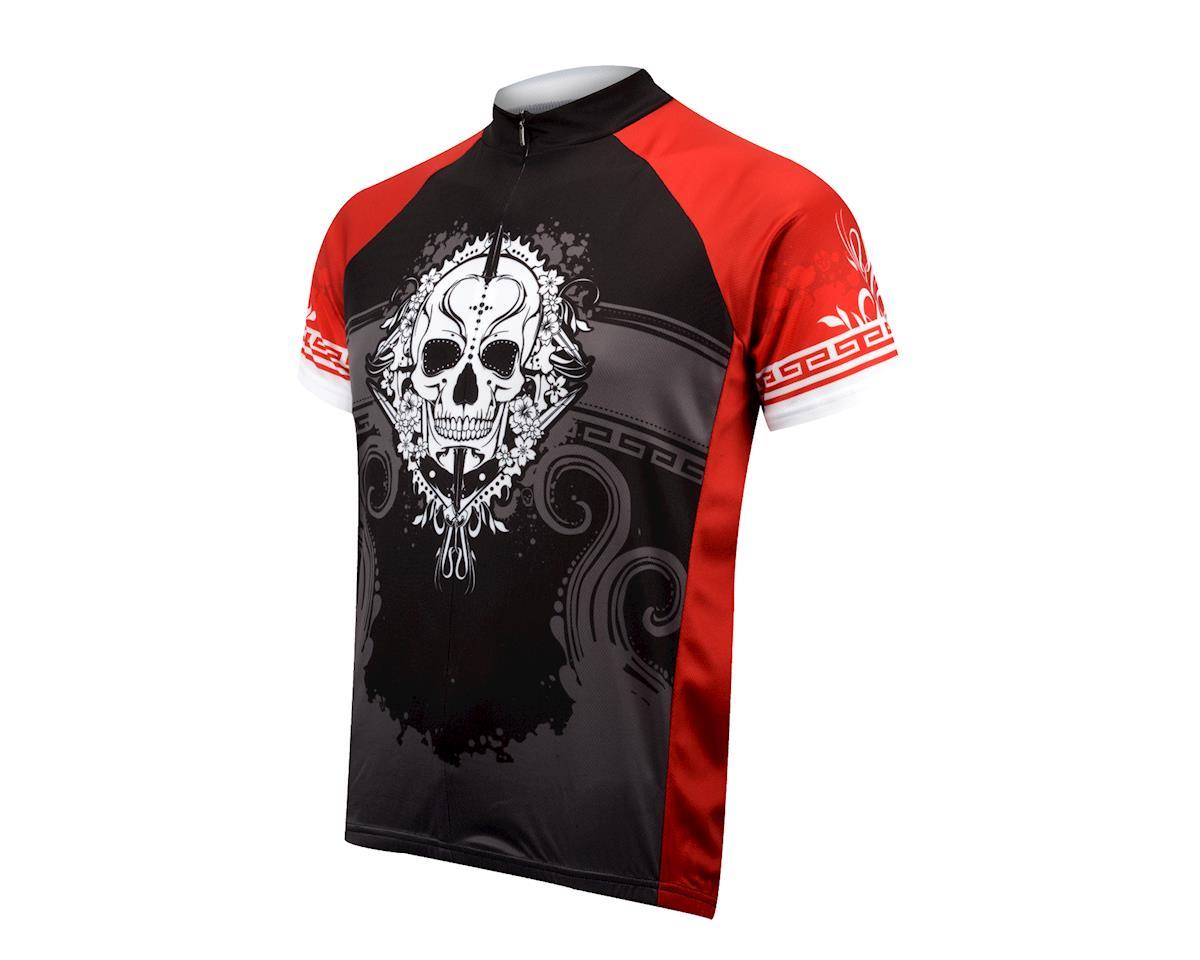 Image 1 for Primal Wear El Dia Jersey (Black/Red)