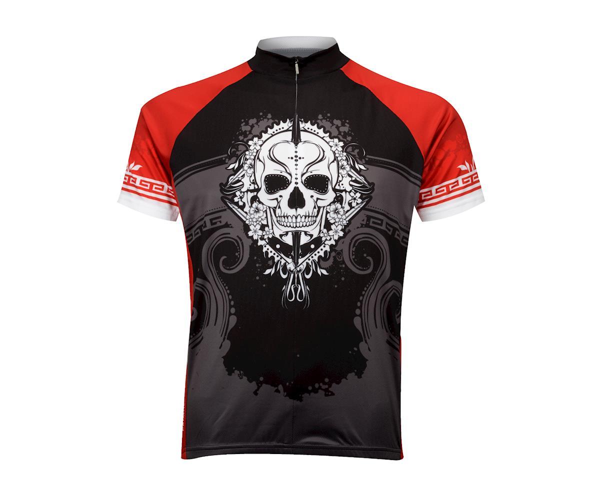 Image 2 for Primal Wear El Dia Jersey (Black/Red)