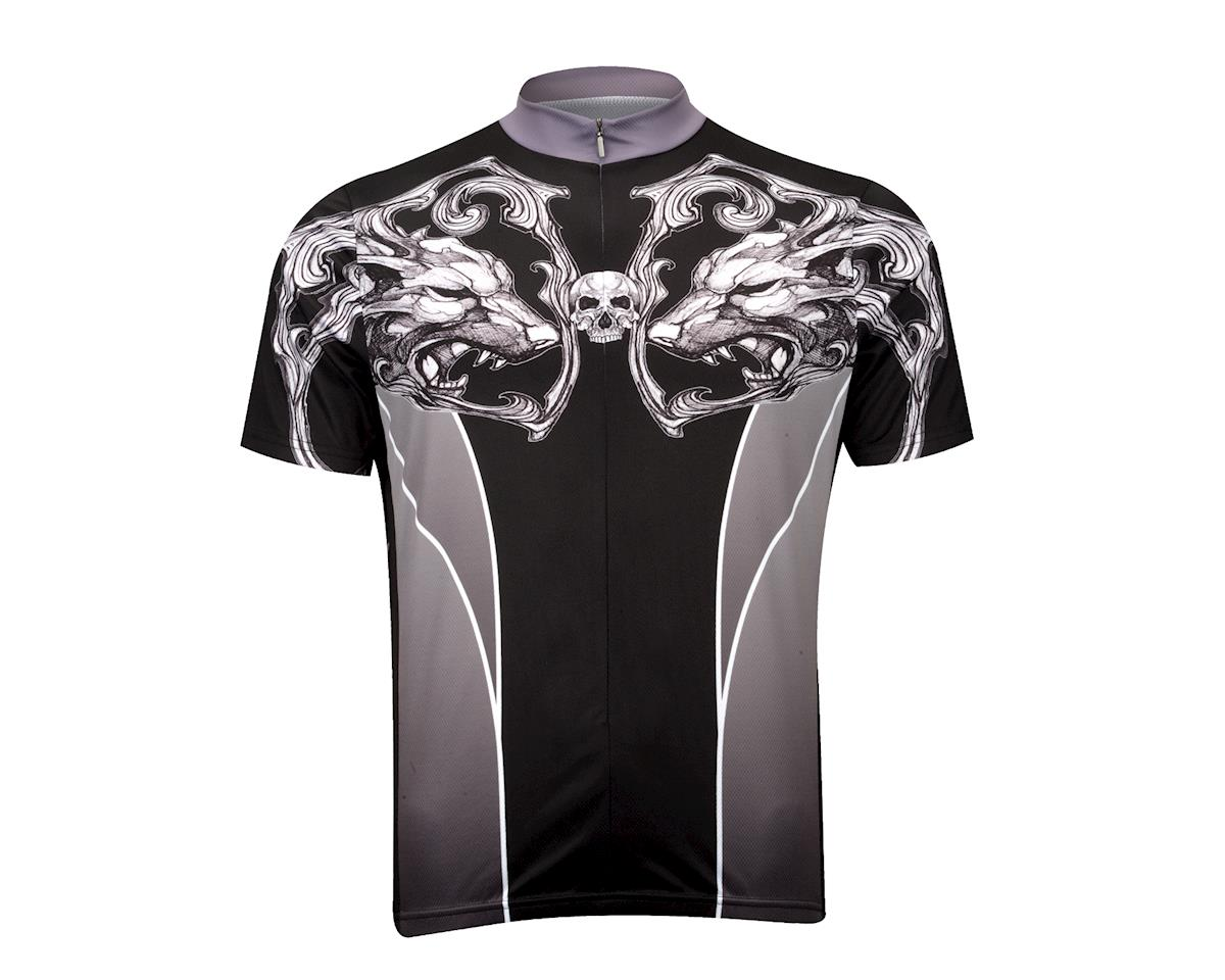 Image 2 for Primal Wear Il Lupo Jersey (Black)