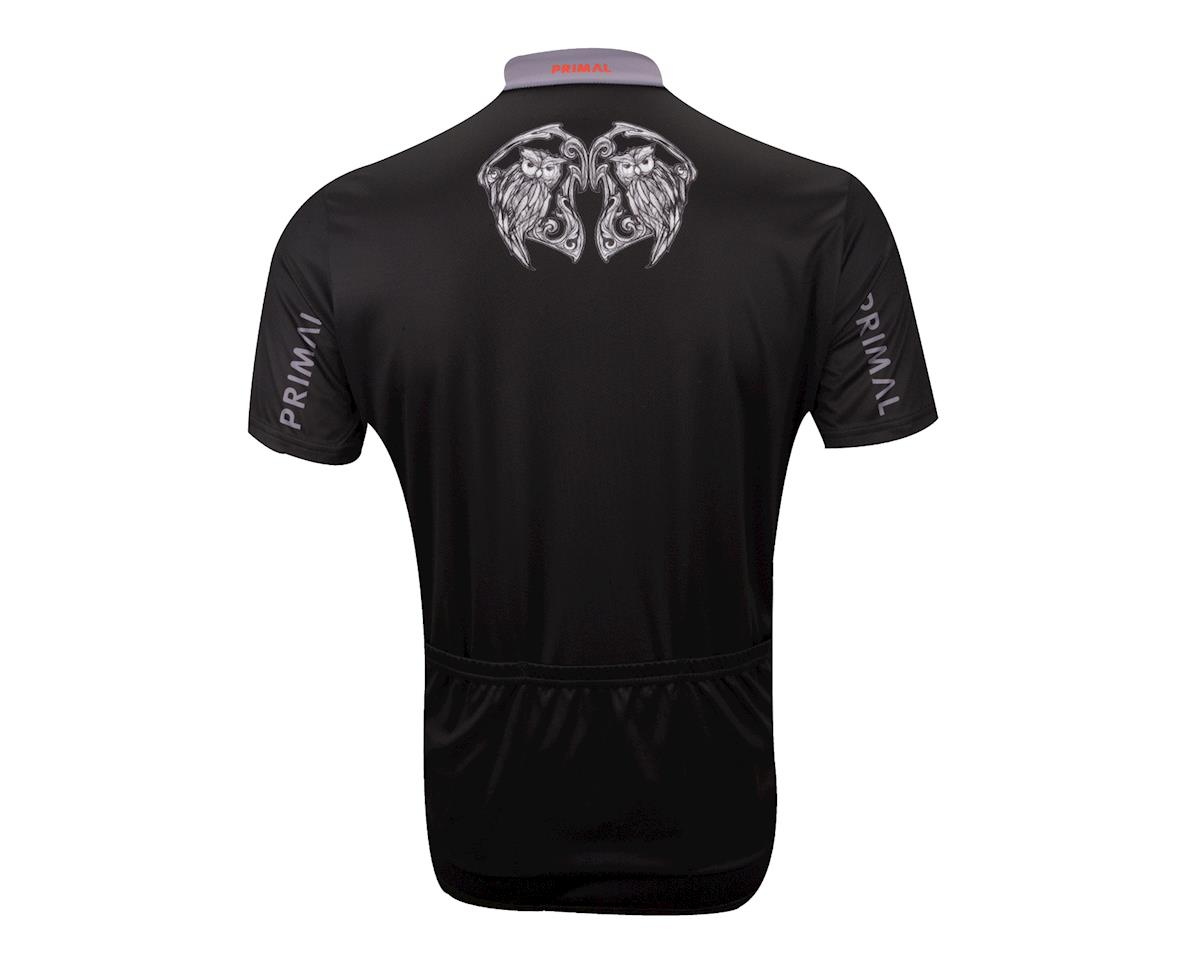 Image 3 for Primal Wear Il Lupo Jersey (Black)