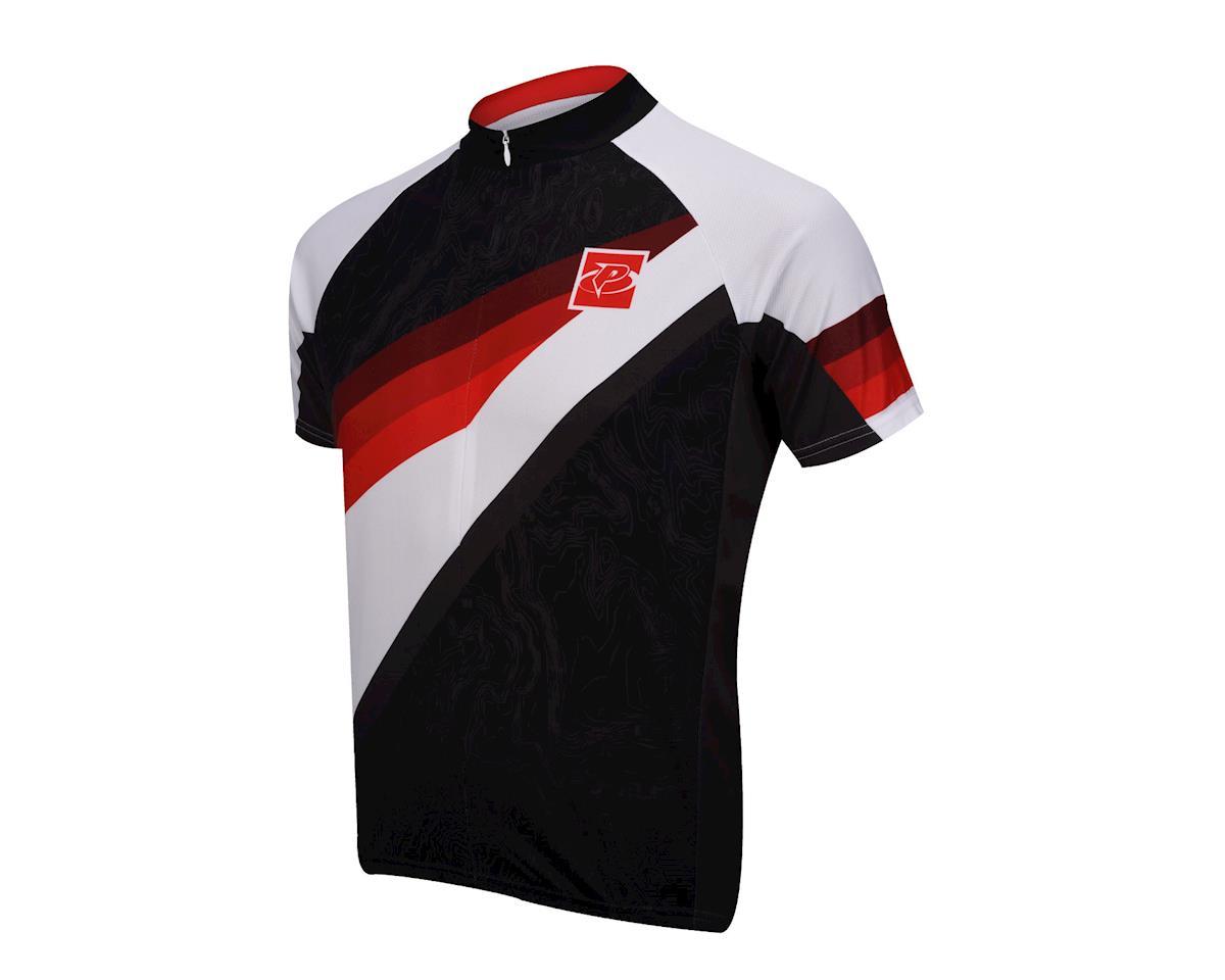 Primal Wear Outline Short Sleeve Jersey (Red) (Xxxlarge)