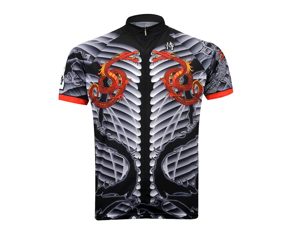 Image 2 for Primal Wear Samurai Dragon Jersey (Black)