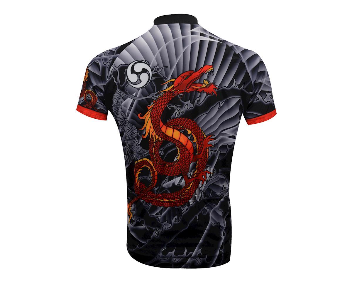 Image 3 for Primal Wear Samurai Dragon Jersey (Black)