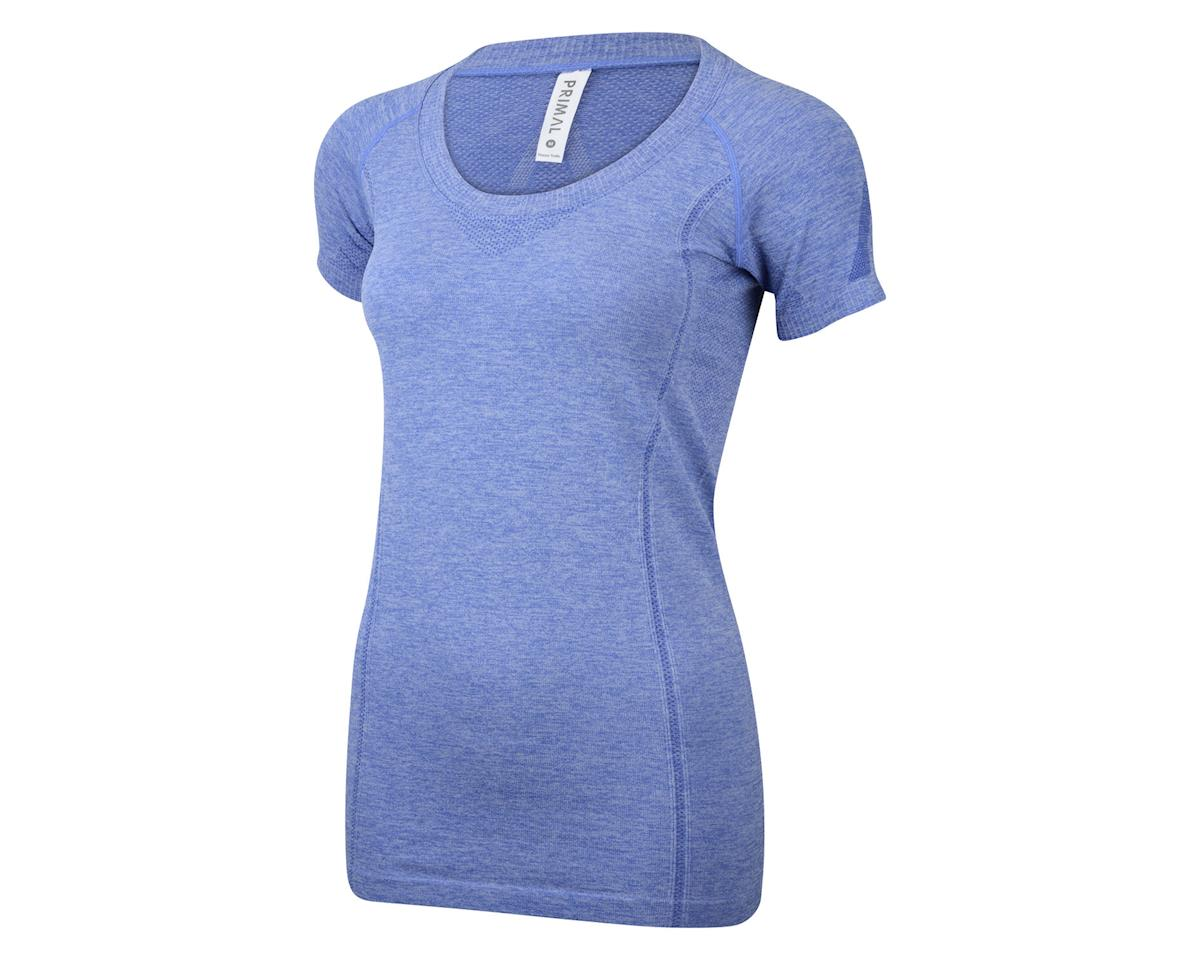 Primal Wear Women's AireSpan Knit Shirt (Purple) (Medium)
