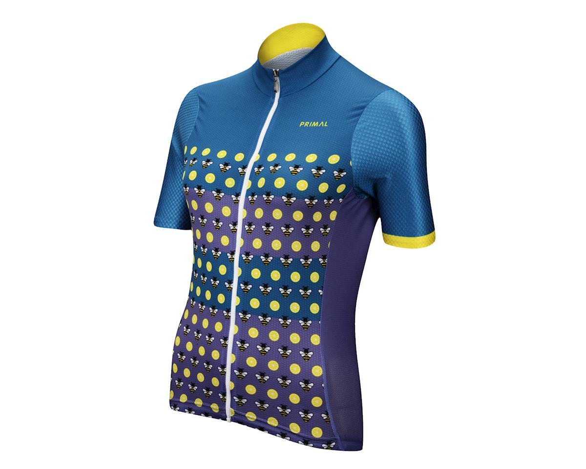 Image 1 for Primal Wear Primal Got Lemons? Women's Helix Jersey (Blue/Purple)