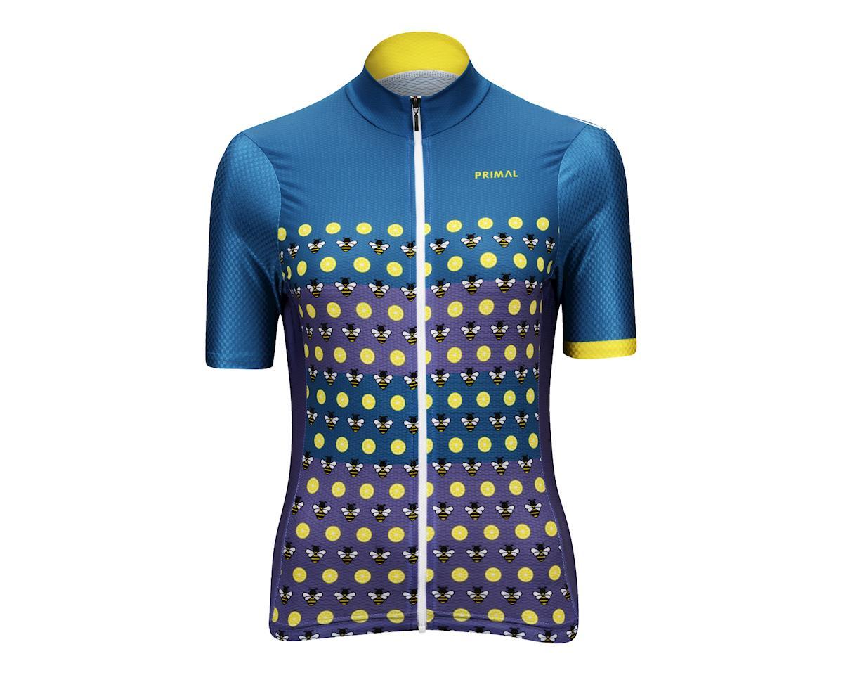 Image 2 for Primal Wear Primal Got Lemons? Women's Helix Jersey (Blue/Purple)
