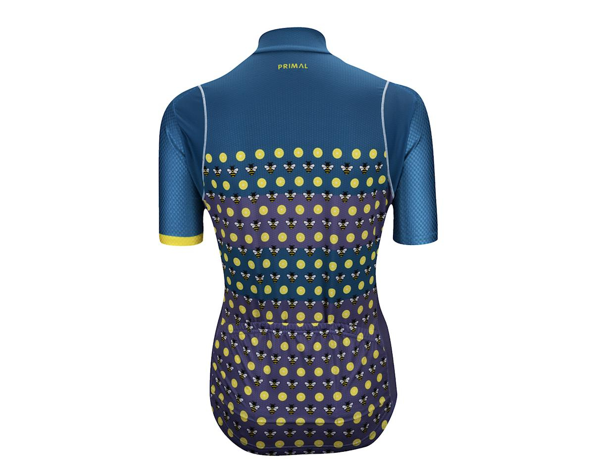 Image 3 for Primal Wear Primal Got Lemons? Women's Helix Jersey (Blue/Purple)