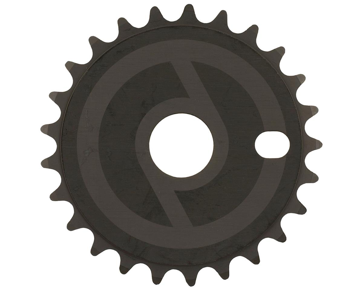 Primo Solid V2 Sprocket (Matte Black) (25T)