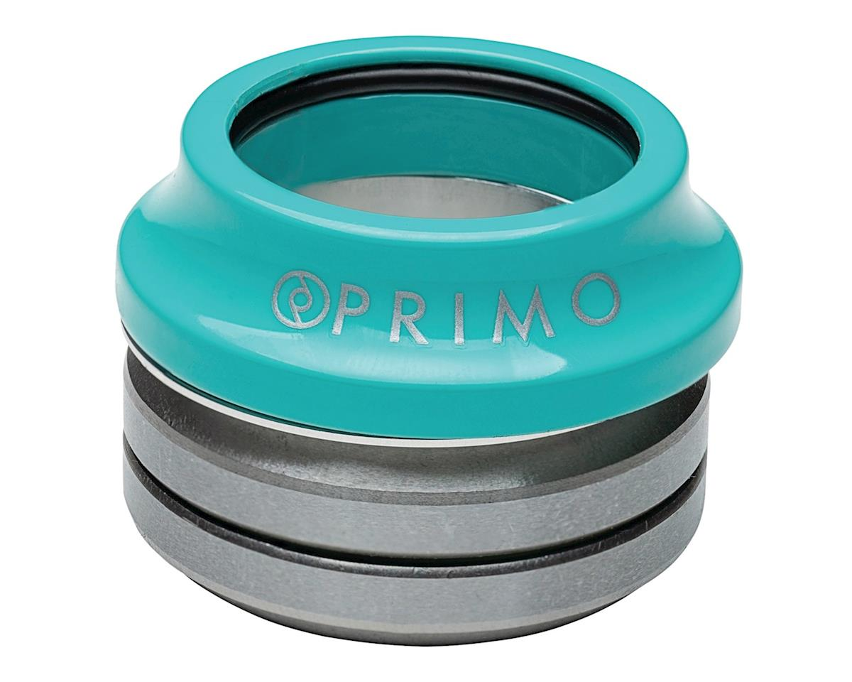 "Primo Integrated Headset (Turquoise) (1-1/8"")"