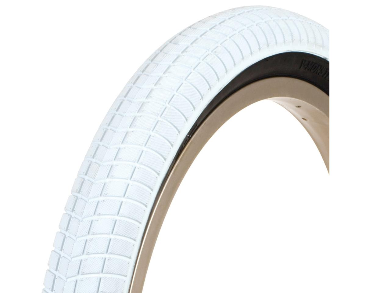 Primo V-Monster Tire (White/Black) (20 x 2.40)