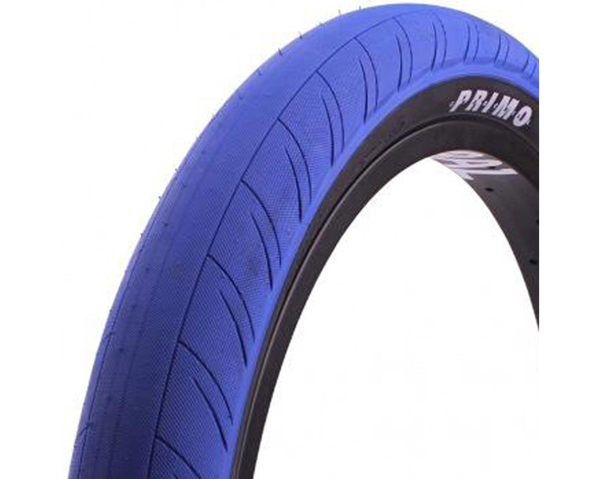 "PAIR OF PRIMO BMX BIKE STEVIE CHURCHILL 20 X 2.45/"" BICYCLE TIRES DARK BLUE"