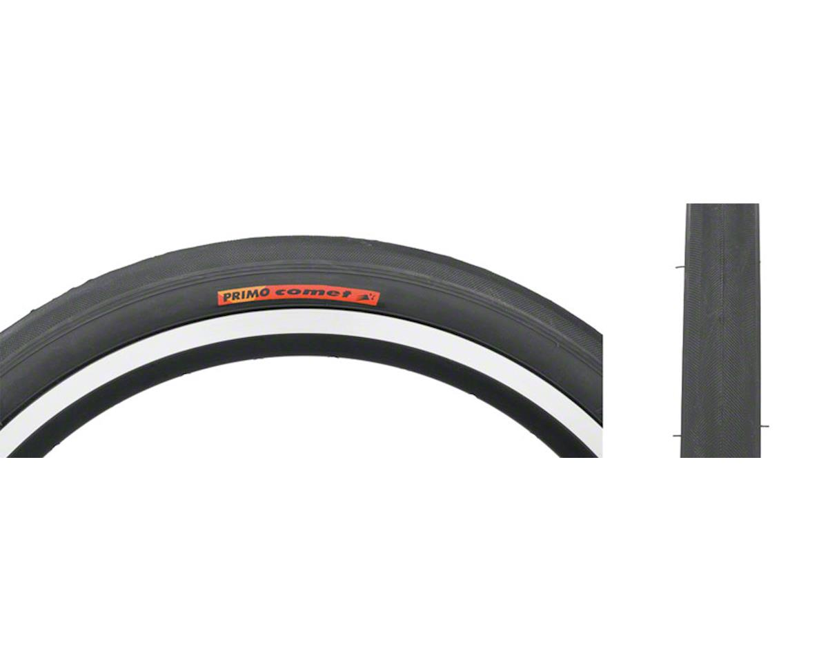 "Comet Recumbent Tire: 16"" x 1-3/8"" Steel Bead Black"