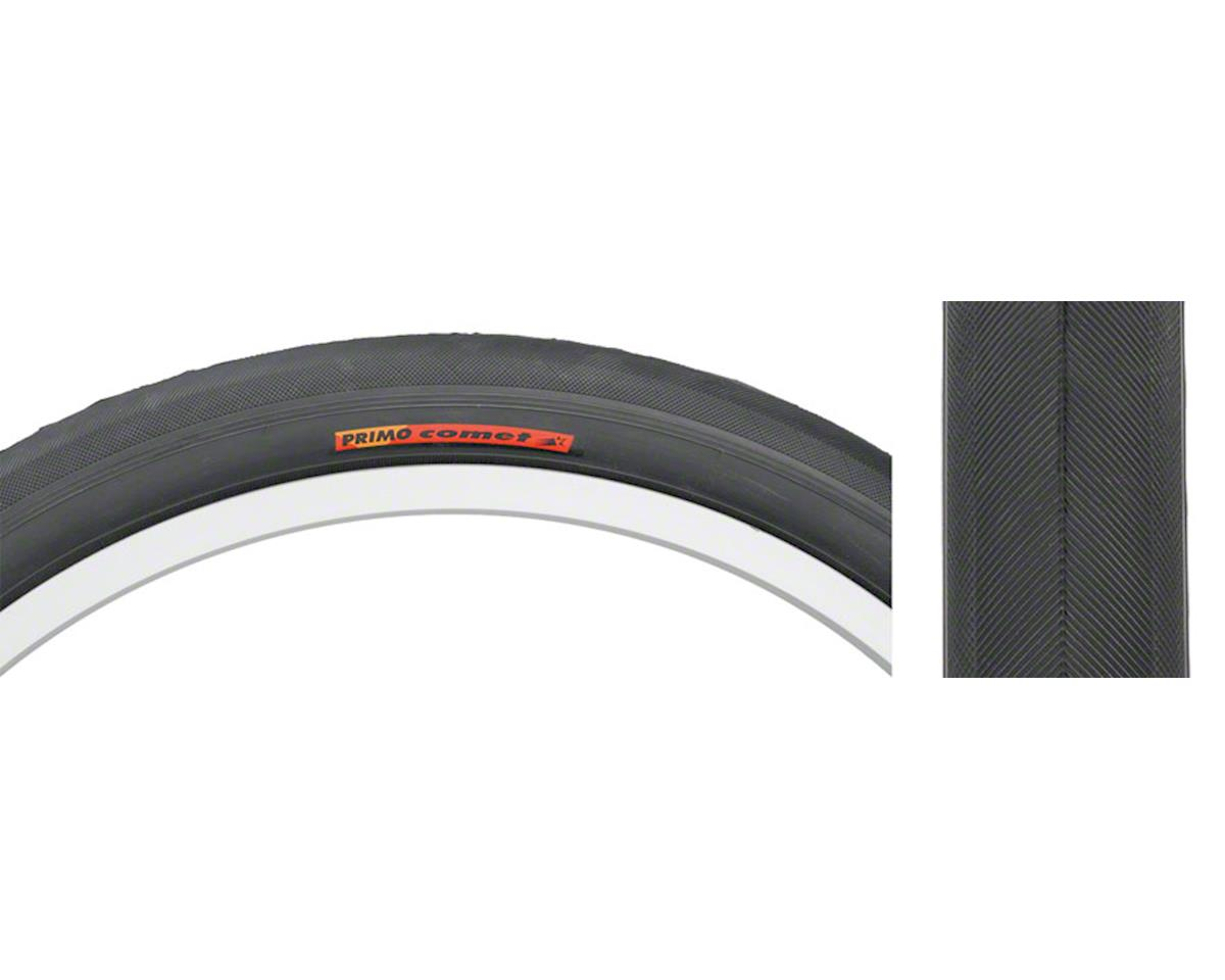 "Comet Recumbent Tire: 20 x 1.5"" Steel Bead Black"