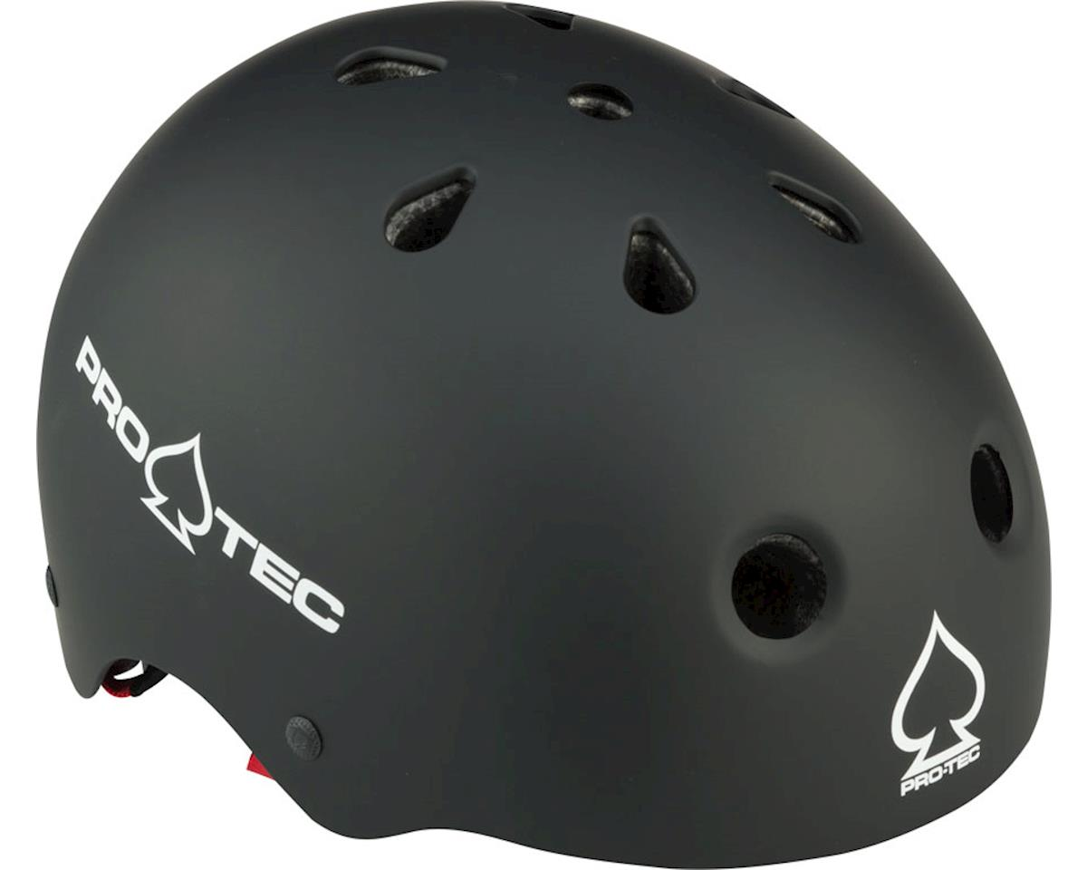 Pro-Tec ProTec Jr Classic Helmet - Black, Youth, 3X-Small (XS)