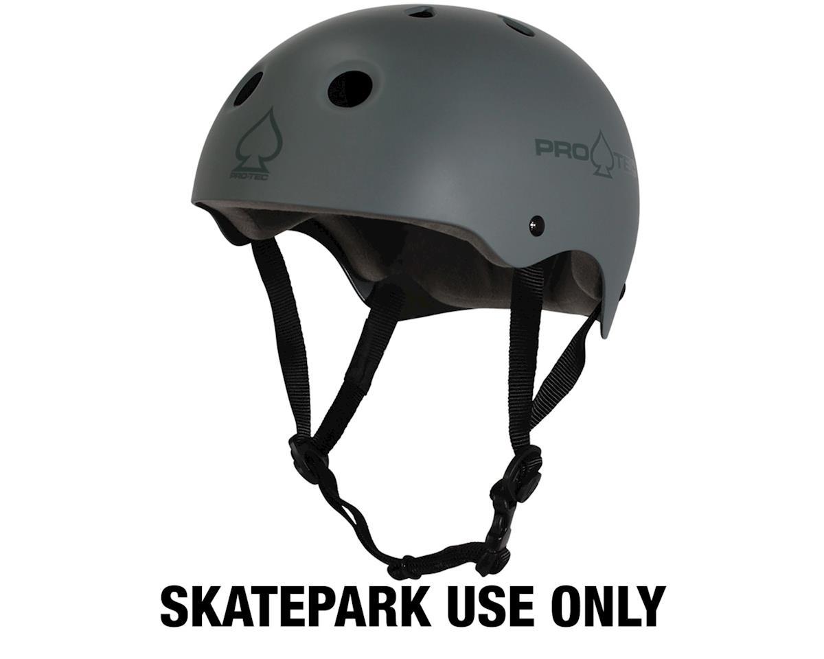 Pro-Tec ProTec Classic Skate Helmet (Matte Gray)