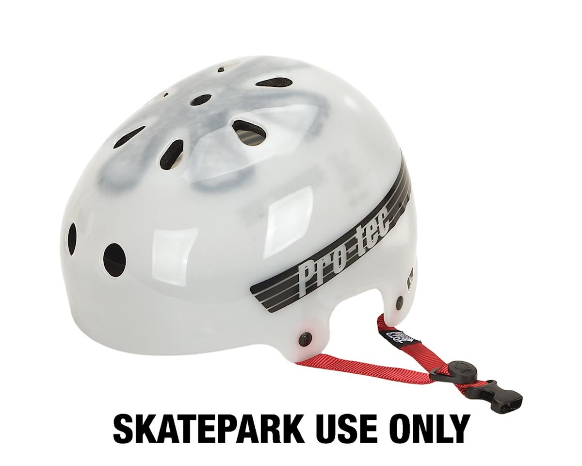 Pro-Tec ProTec Bucky Helmet (Translucent White) (XL)