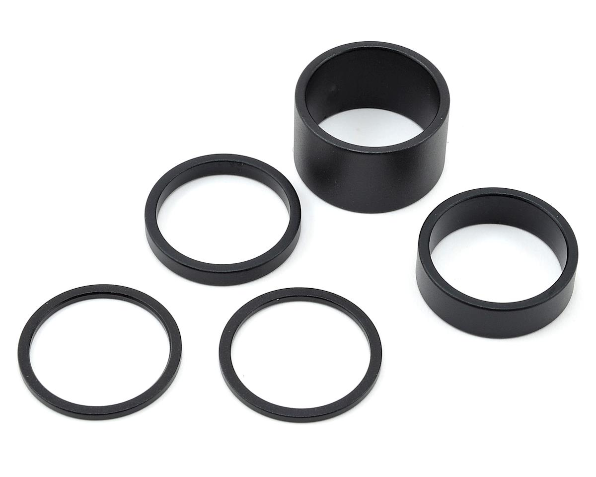 "Pro 1 1/8"" Aluminum Spacer Set (2mm, 2mm, 5mm, 10mm, 20mm)"