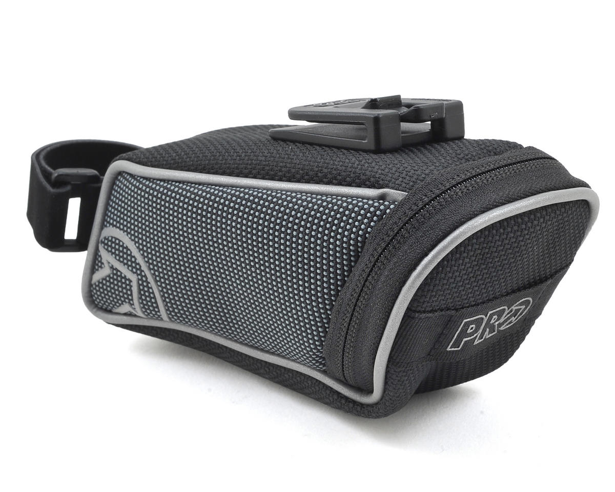 Pro Medi Saddle Bag (Quick Release) (Black)