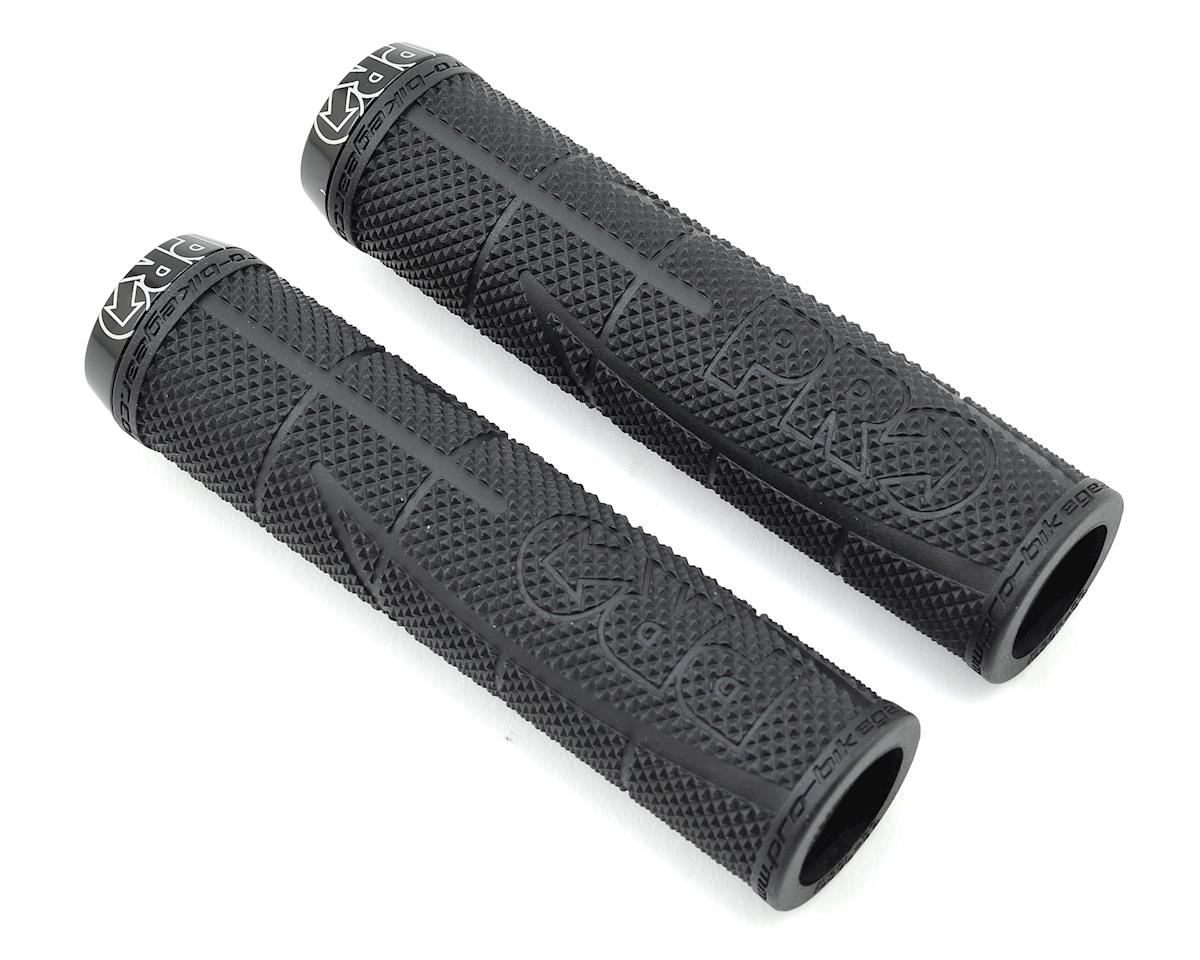 Pro Lock On Race Grips (Black)