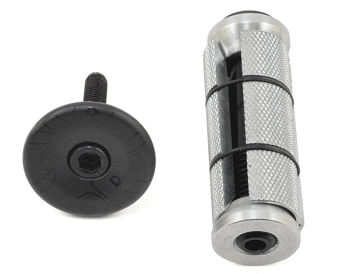 Shimano Pro Gap Cap Expander 50mm w// UD Carbon Top Cap for 1-1//8 Carbon Steerers