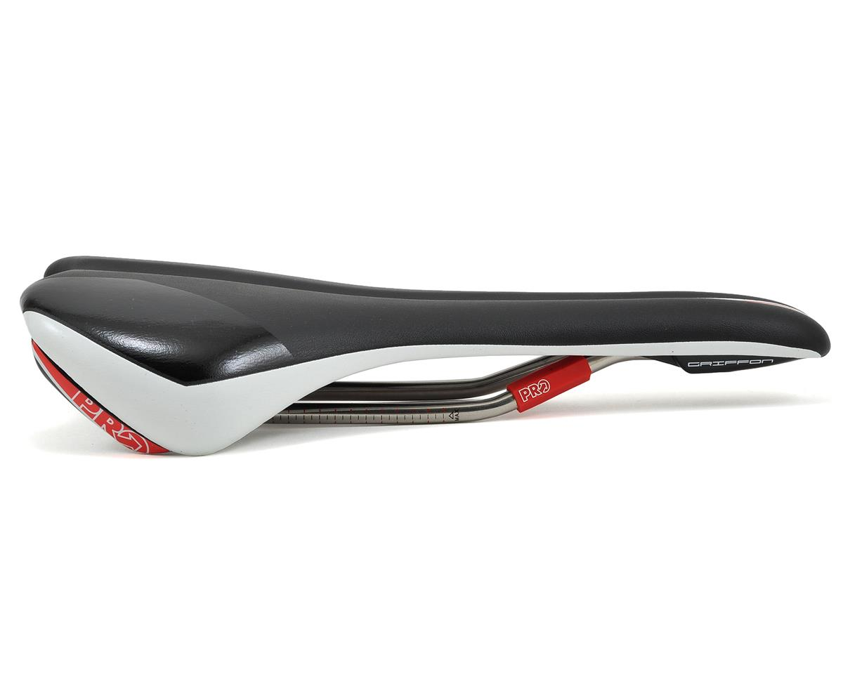 Pro Griffon Saddle (Black) (142mm)