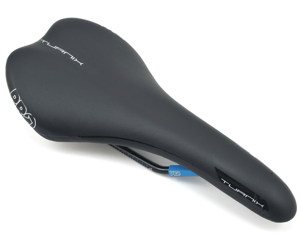 Pro Turnix Hollow Saddle (Black) (132mm)