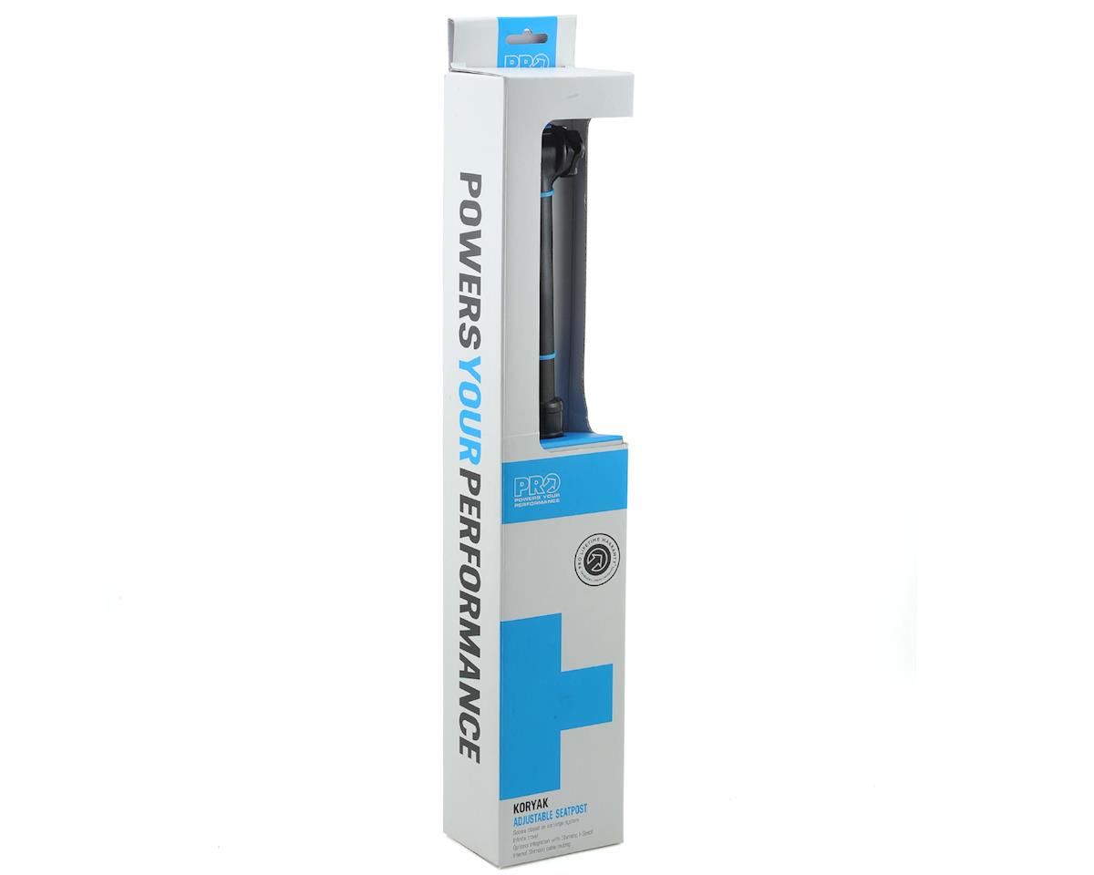 Pro Koryak Adjustable Dropper Seatpost (31.6mm) (0mm offset) (I-spec II)