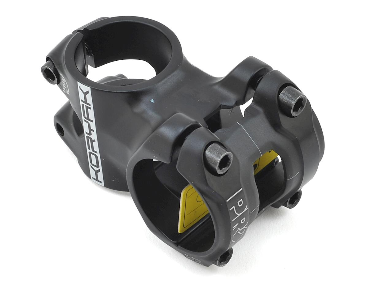 Pro Koryak Stem (Black) (31.8mm) (0°) (40mm)