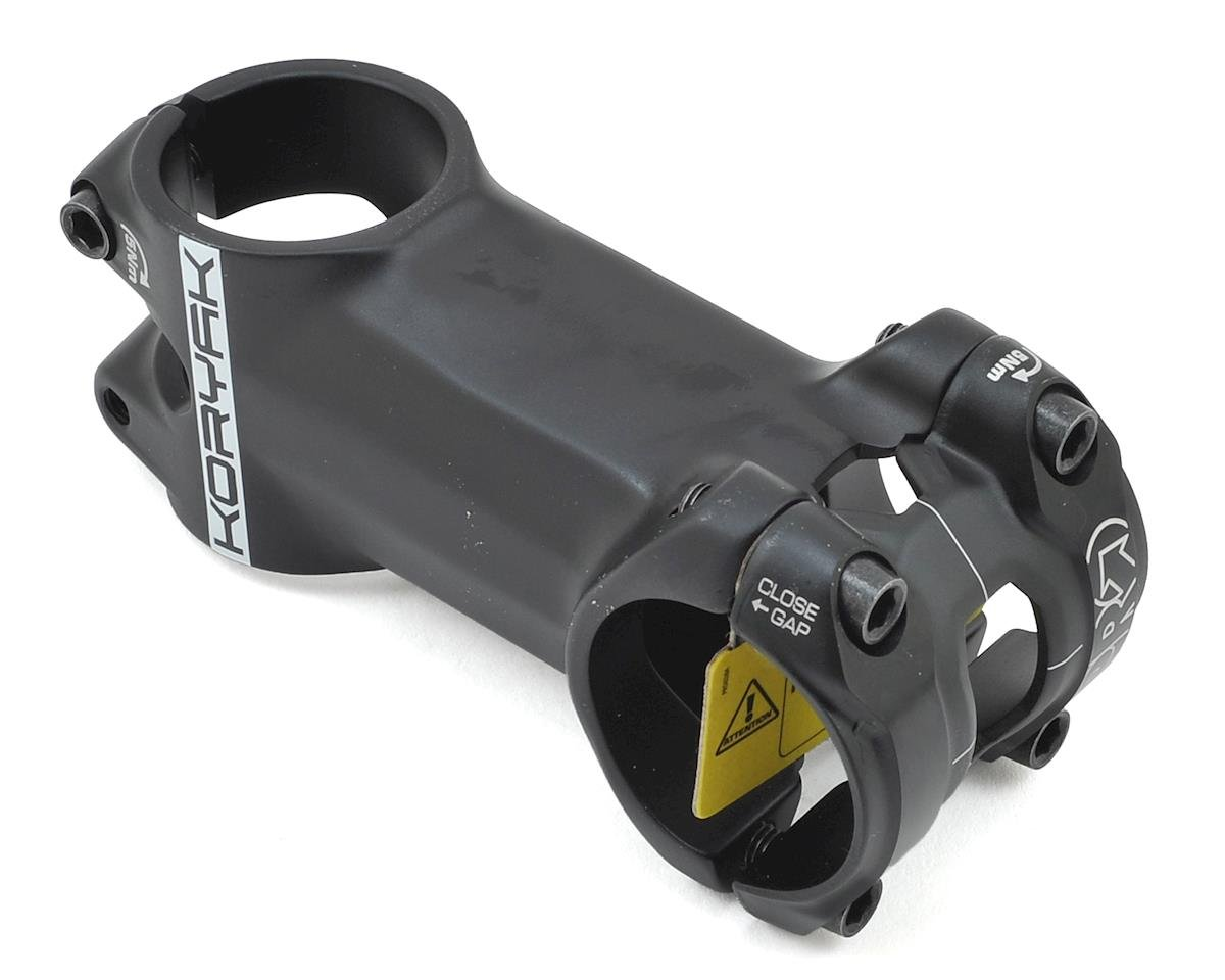 Pro Koryak Stem (Black) (31.8mm) (0°) (70mm)