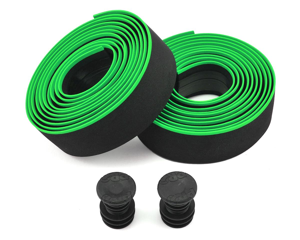 Pro Sport Control Bar Tape (Black/Green)