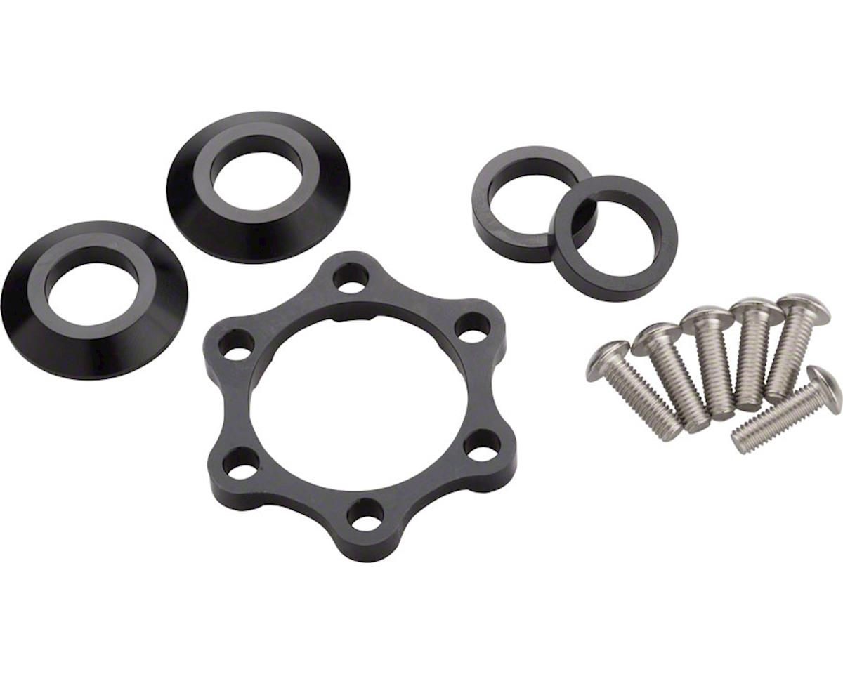 Problem Solvers Booster Front Wheel Adaptor Kit (10mm)
