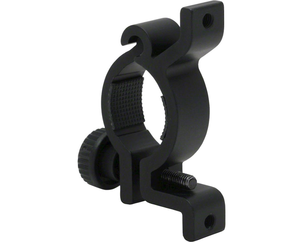 Problem Solvers Clamp-on Water Bottle Mount (25.4-31.8mm)