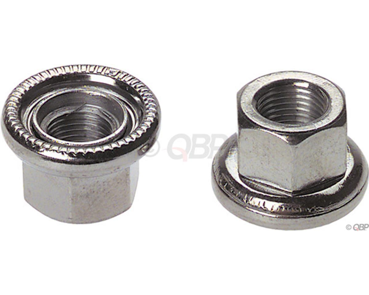 Problem Solvers 9x1mm Front Outer Axle Nut w/Rotating Washer (1)
