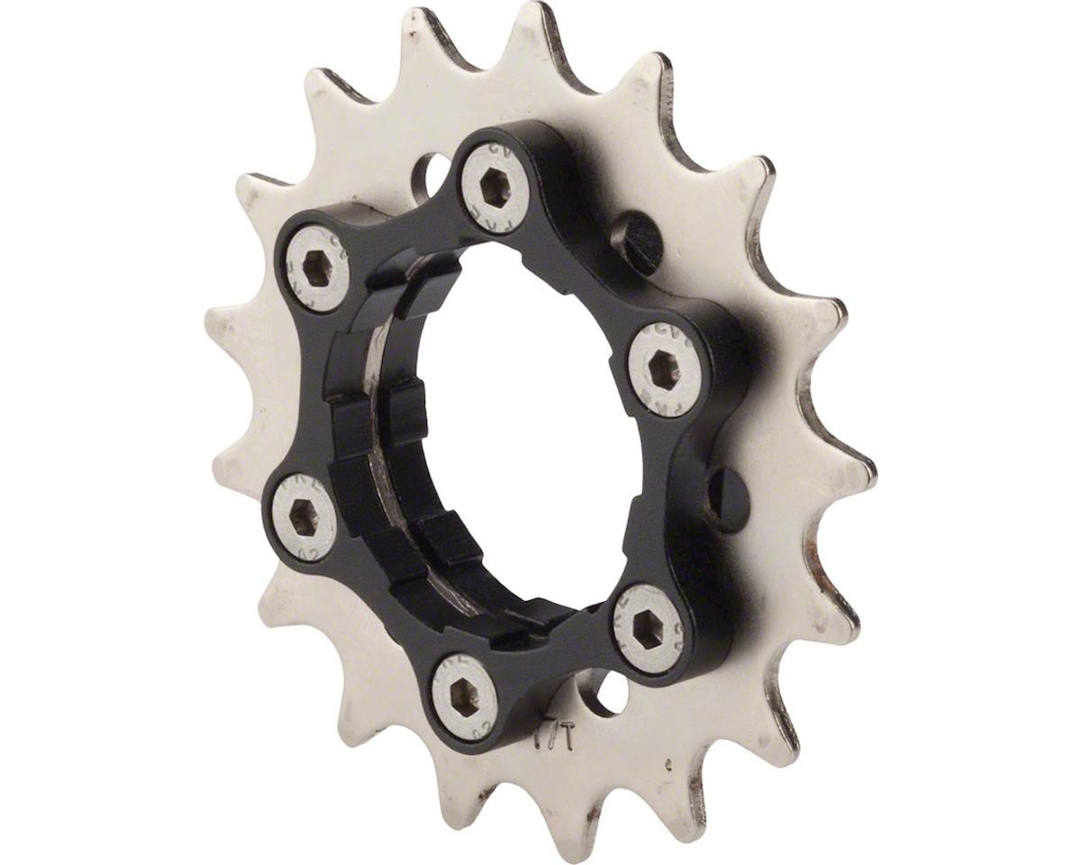 Problem Solvers Singlespeed Cog/Carrier 17-tooth fits Shimano-splined Freehub Bo