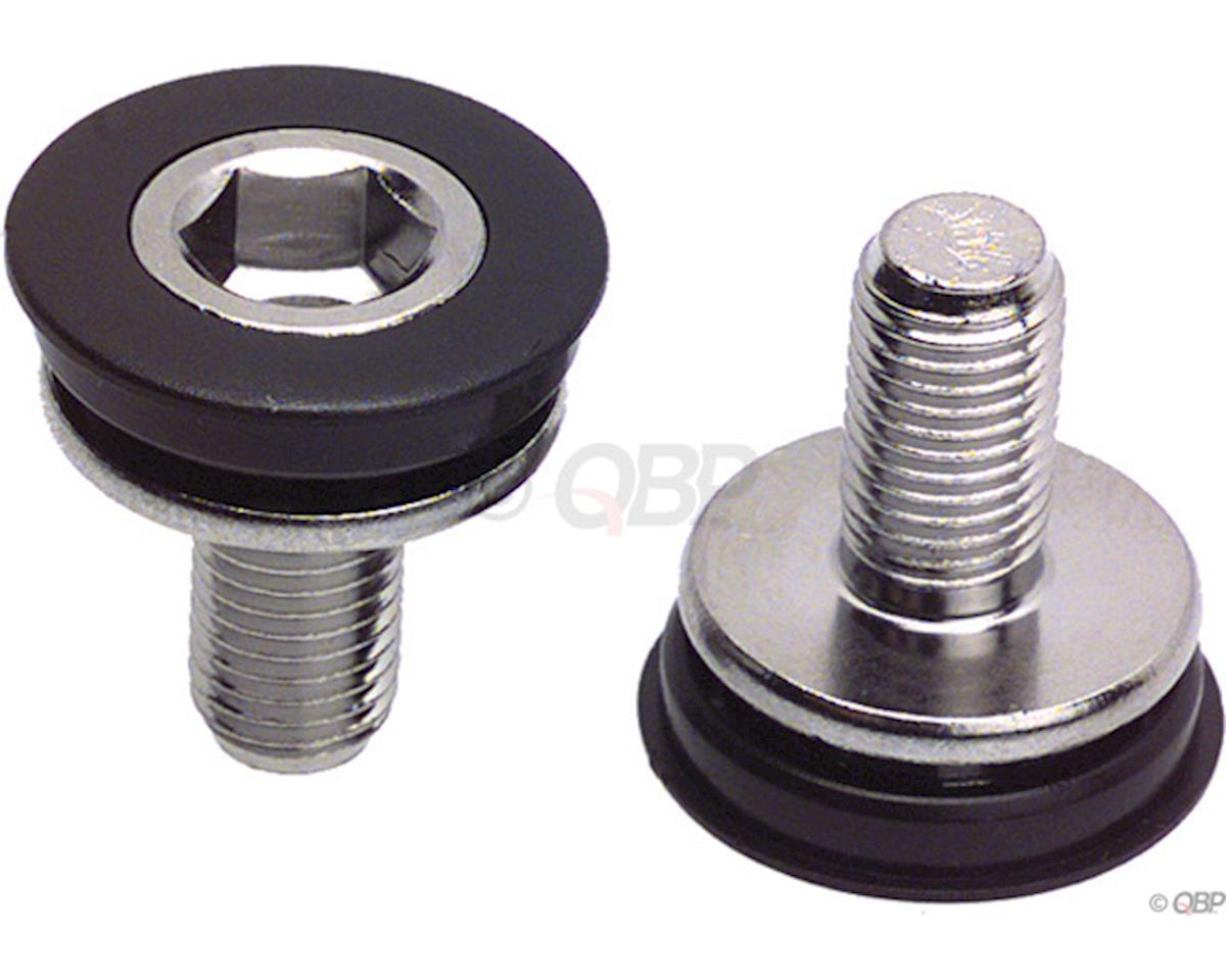 Problem Solvers 8mm Hex Crank Arm Fixing Bolt/Cap Pair
