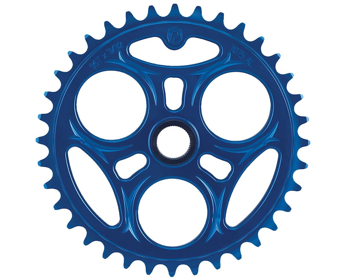 Profile Racing Elite Race Spline Drive Sprocket (Blue) (39T)