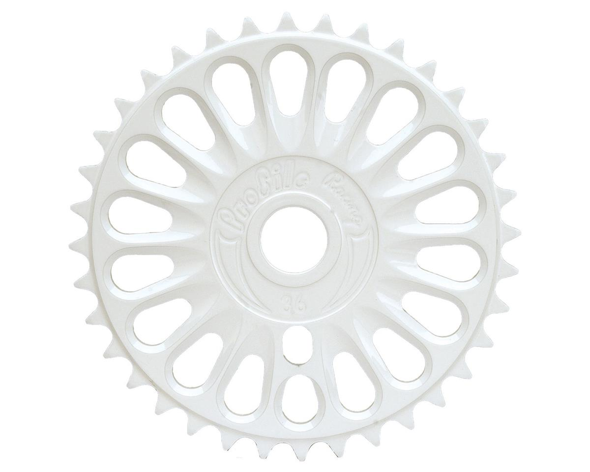 Profile Racing Imperial Sprocket 23-35T (White)