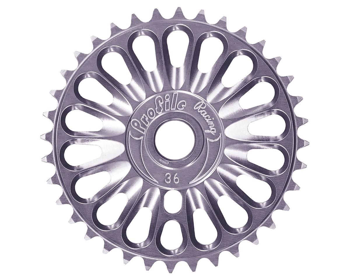 Profile Racing Profile Imperial Sprocket 36-46T (Silver)