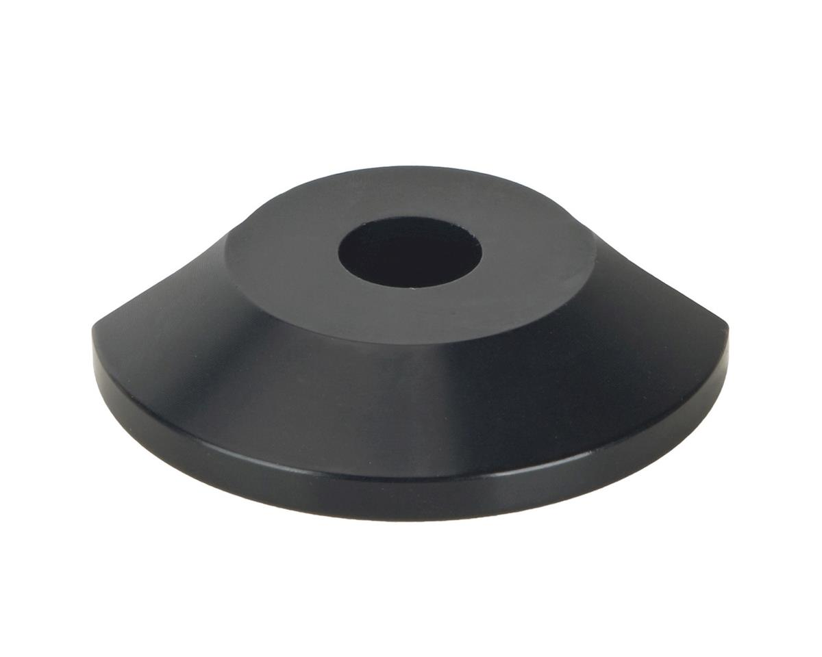 Profile Racing Aegis Mini Front Hub Guard (Front) (Black)