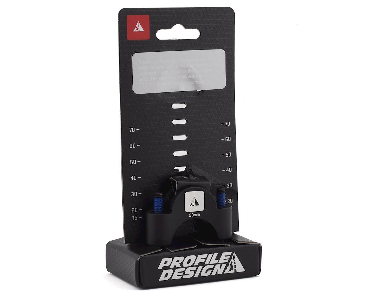 Profile Design Aerobar Bracket Riser Kit (20mm Rise)
