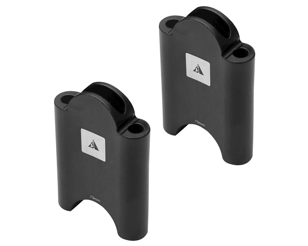 Aerobar Bracket Riser Kit (70Mm)