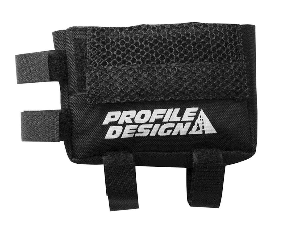 Profile Design E-Pack Top Tube/Stem Bag: Black, LG