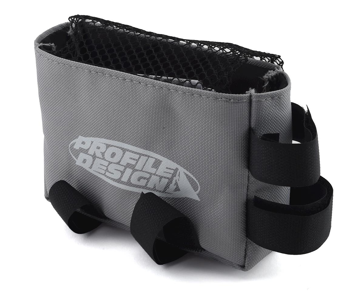 Profile Design E-Pack Top Tube/Stem Bag (Grey) (L)