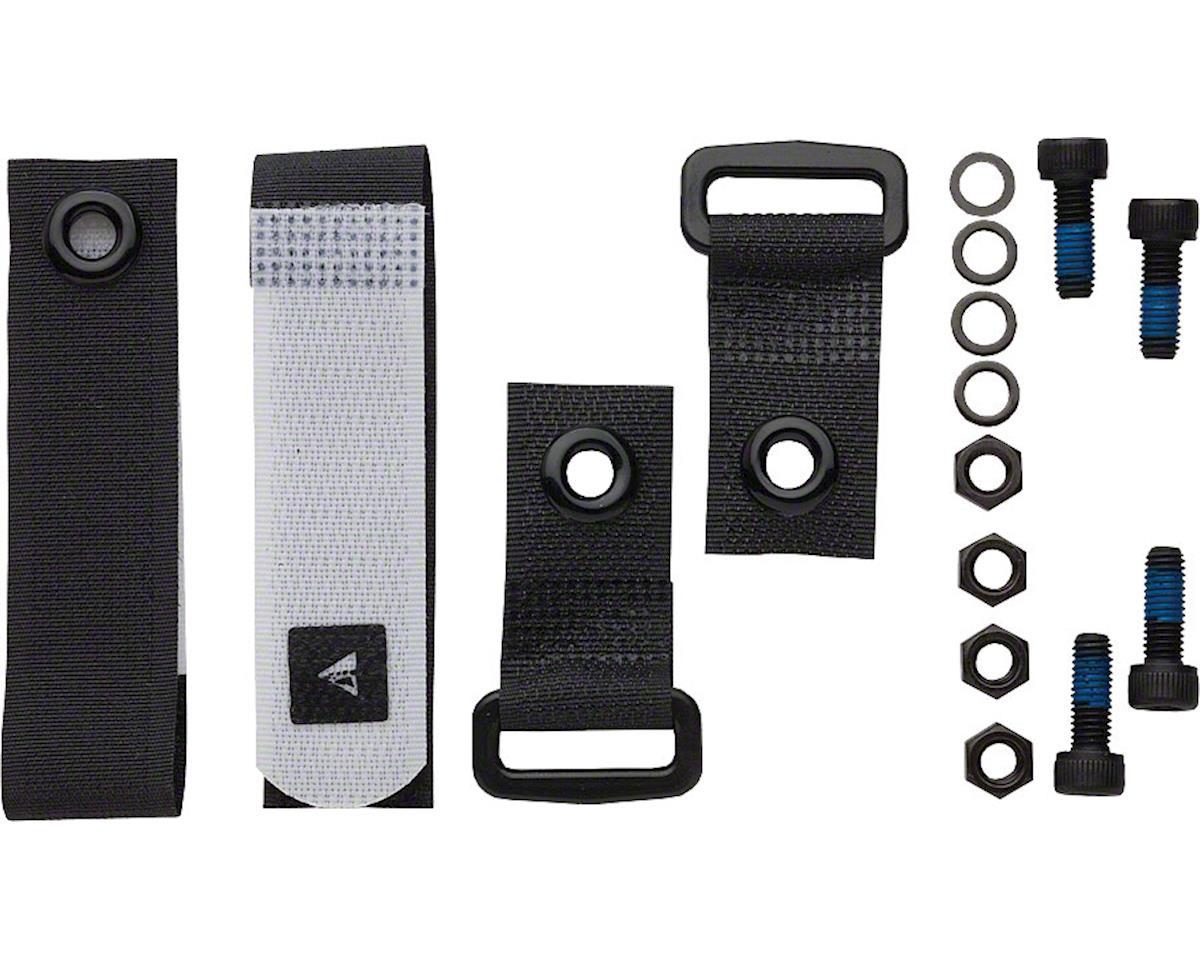 Profile Design Rear Mount Carbon Storage Strap Kit for Water Bottle Cage
