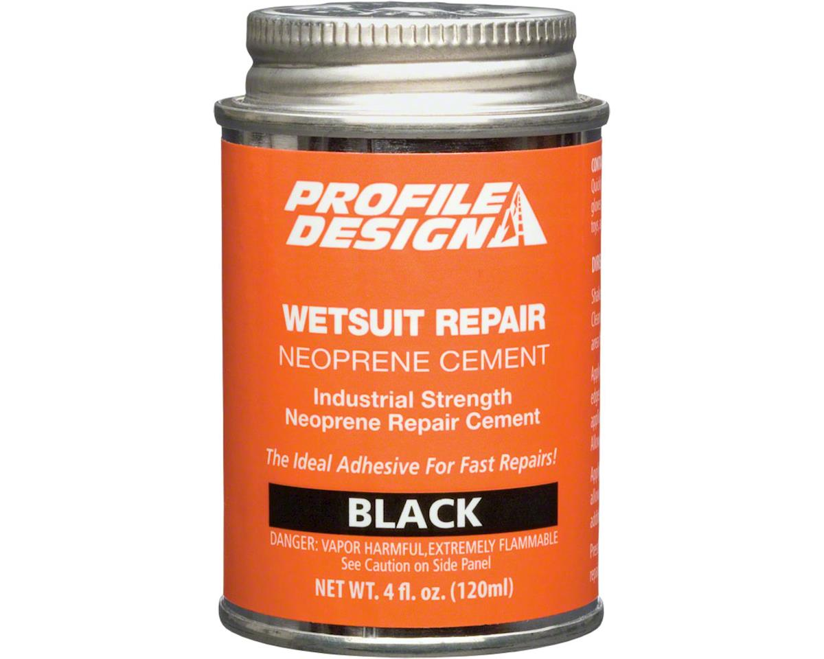 Profile Design Wetsuit Neoprene Repair Cement: 4oz